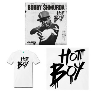 Bobby Shmurda Hot Boy T-Shirt
