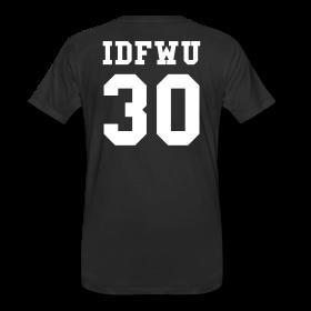 IDFWU T-Shirt Number 30