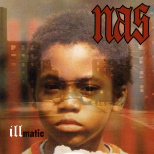 Nas Illmatic Front Cover