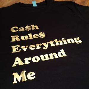 Wu-Tang C.R.E.A.M. T-Shirt