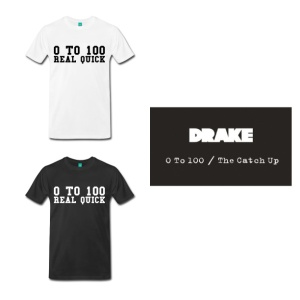 0 To 100 Real Quick T-Shirt