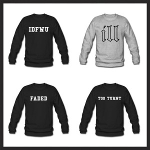 Hip Hop Sweatshirts