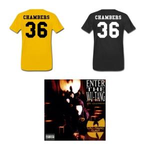 Wu-Tang Clan - 36 Chambers T-Shirt