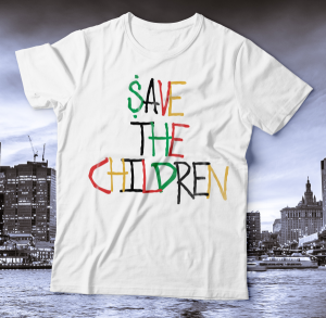 Joey Badass - Save The Children T-Shirt