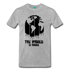 Nas - The World Is Yours T-Shirt