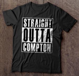 NWA Straight Outta Compton T-Shirt