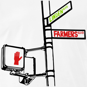 A Tribe Called Quest Street Signs T-Shirt