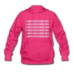 drake pink hotlinebling hoodie