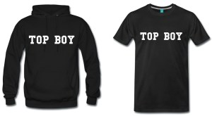 Skepta Top Boy T-Shirt and Hoodie