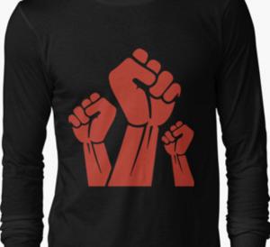 black-power-red-fist-shirt